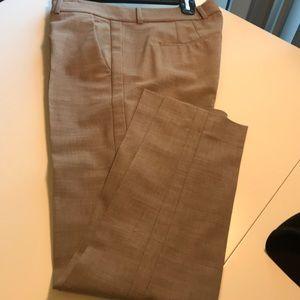 Vince gabardine trouser